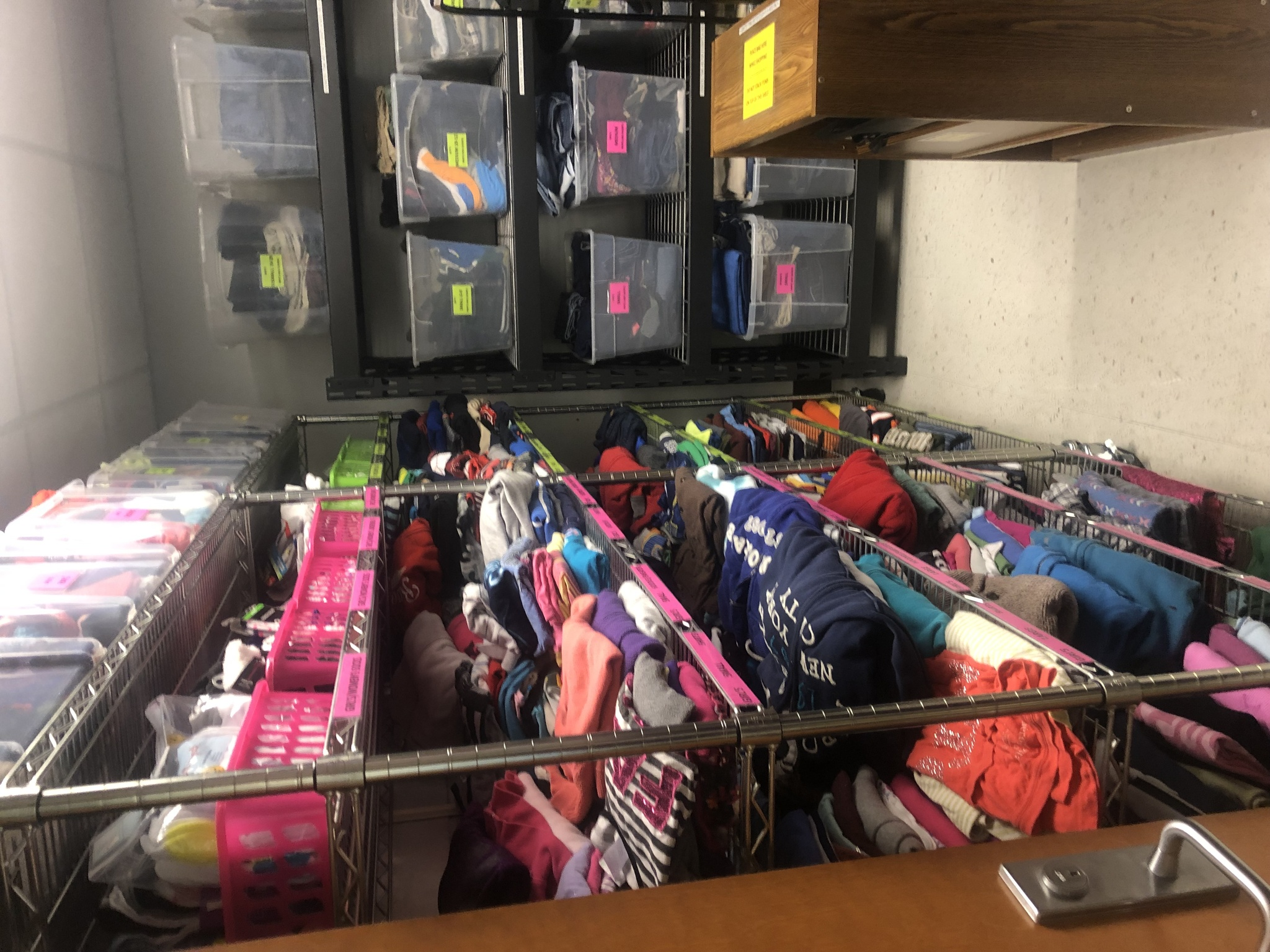 photo of Community Clothes Closet